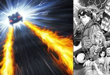 Manga Back to the Future
