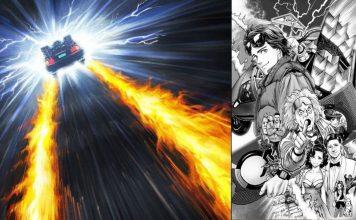 Manga Back to the Future