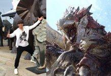 Monster Hunter - Tony Jaa