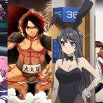 Anime Oktober 2018