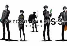 Filem Psycho-Pass SS