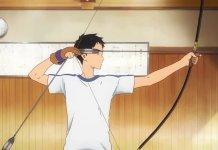 Sri Anime Tsurune Ditangguh